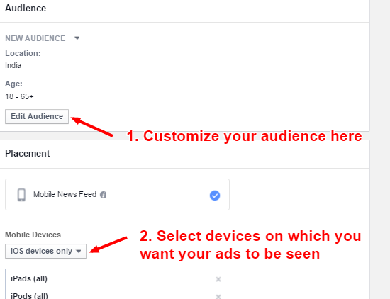 how to set up facebook lead ads