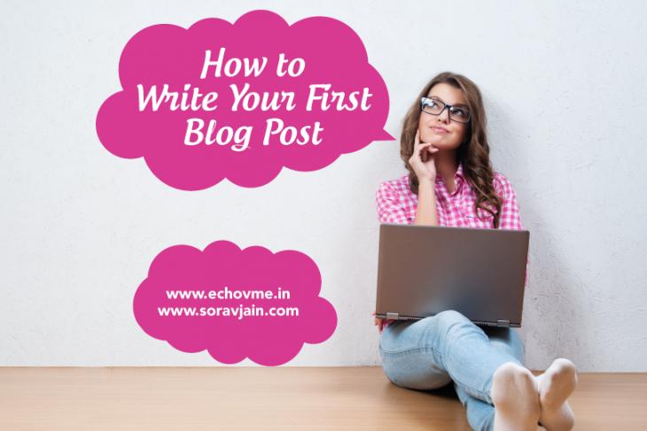 How write blog