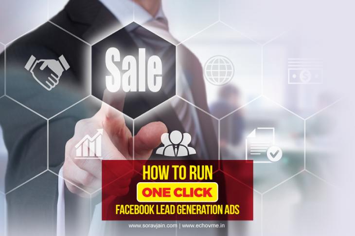 one click facebook ads