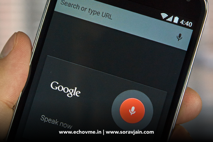 Google Voice Search For Mobile