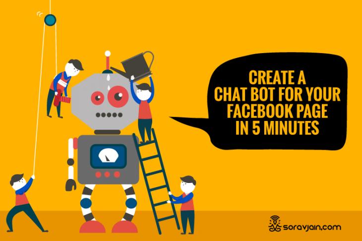 Facebook messenger chat bot
