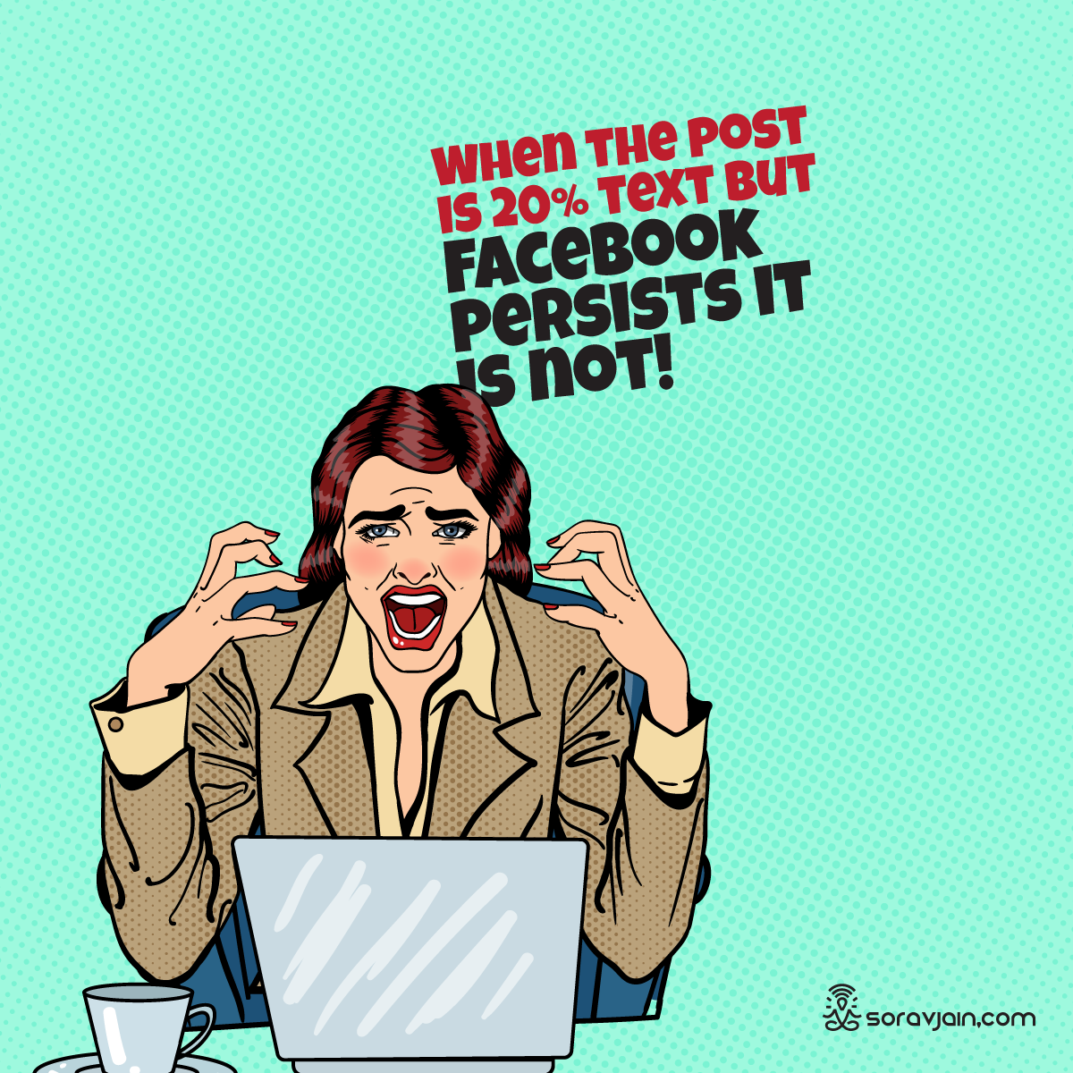 social media marketer scare