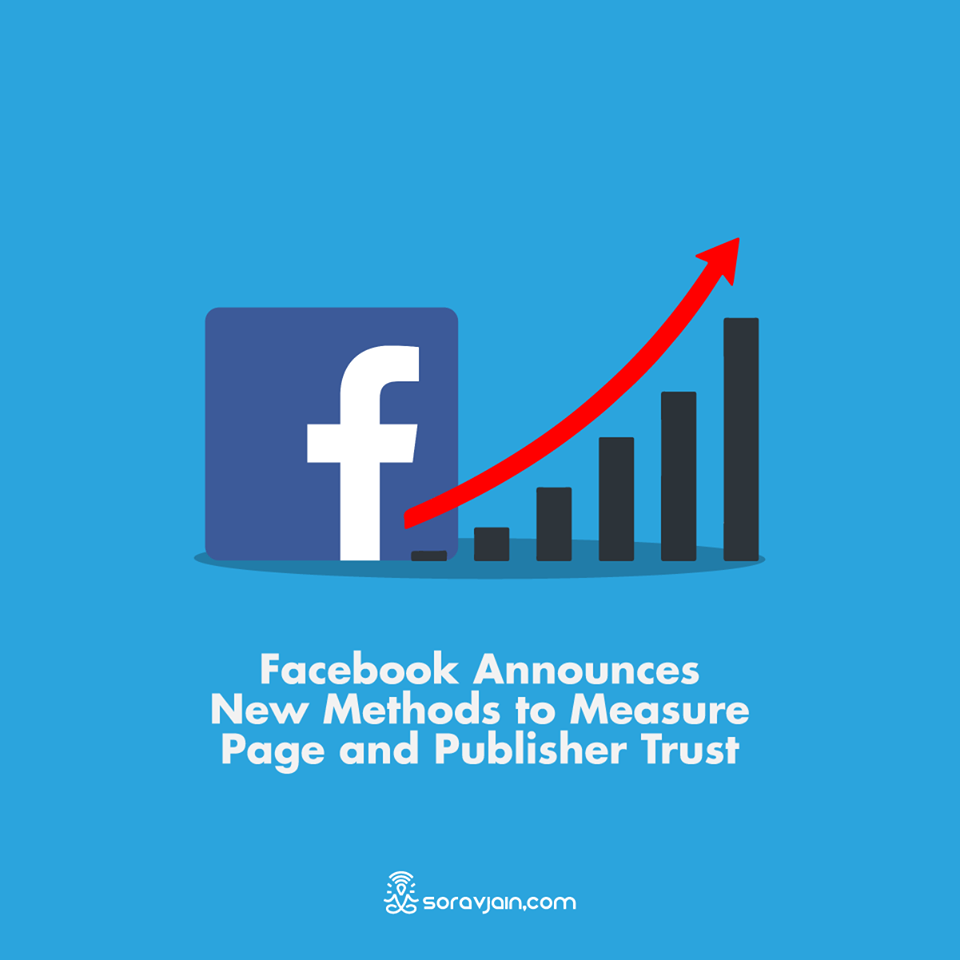 Facebook Announces New Methods to Measure Page and Publisher Trust