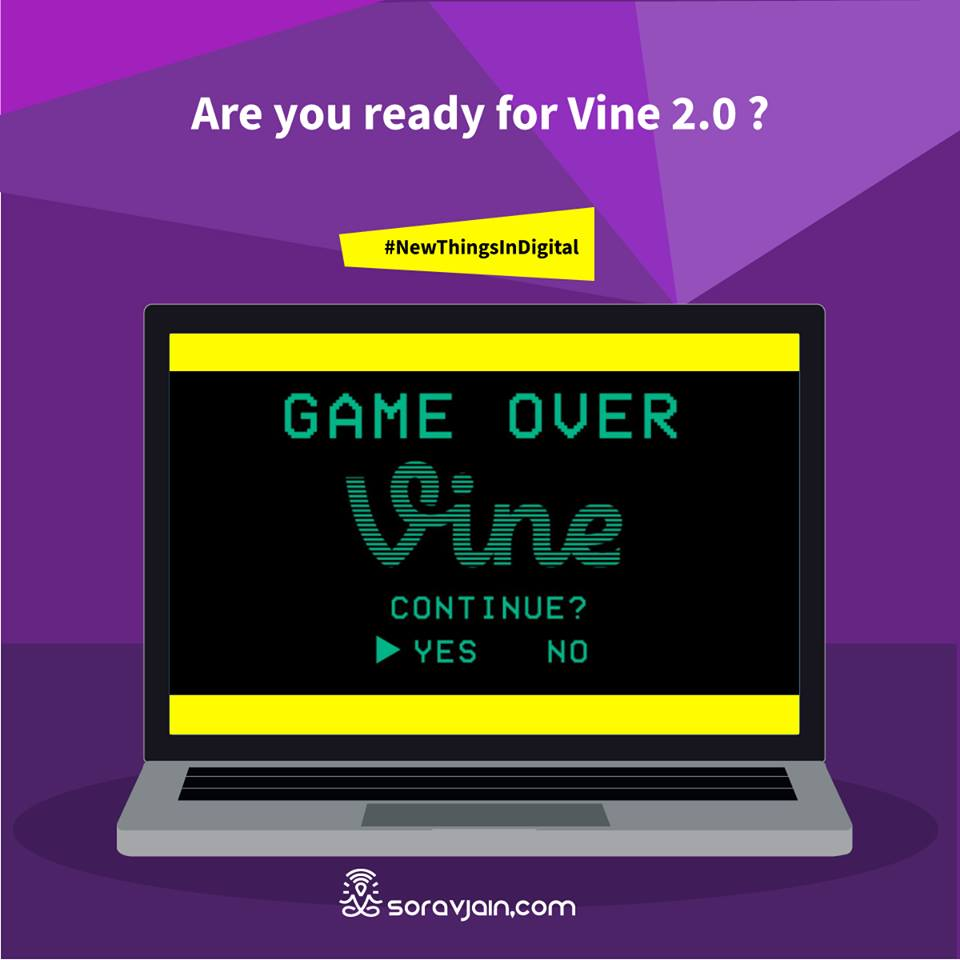 Are you ready for Vine 2.0