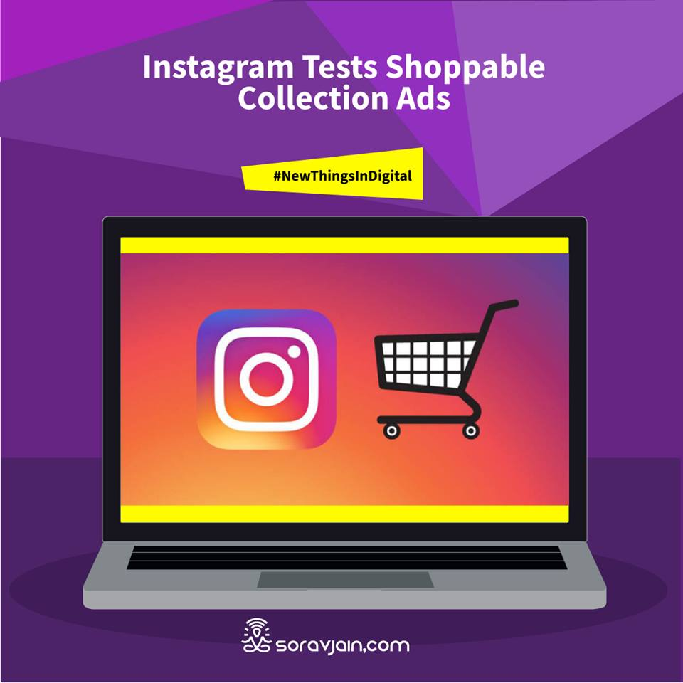 Instagram Tests Shoppable Collection Ads
