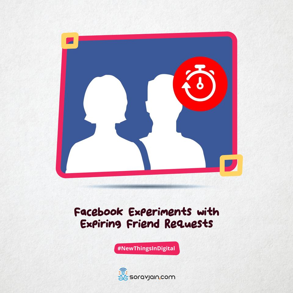 Facebook Experiments with Expiring Friend Requests
