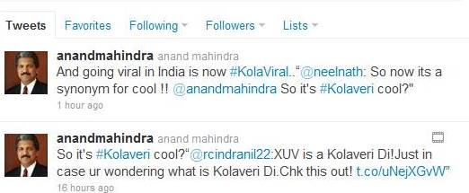why this kolaveri d tweets