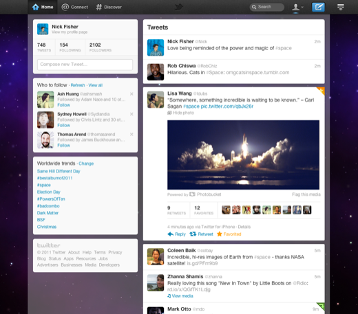 good things about new twitter for users and brands