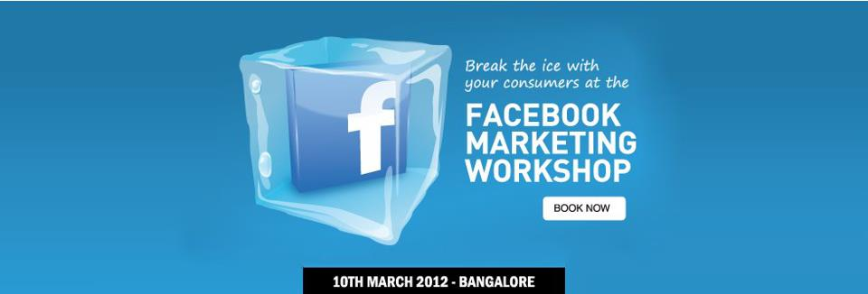 Social Media Marketing Workshop In Bangalore