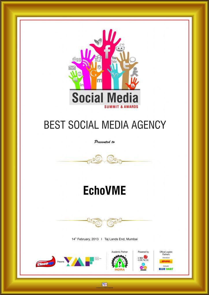 Best Social Media Agency India