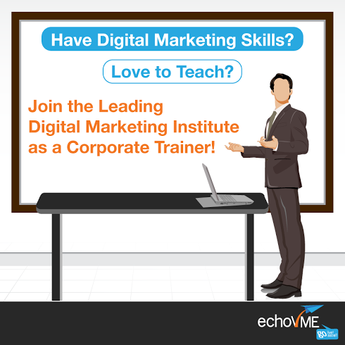 Digital Marketing Trainer Jobs