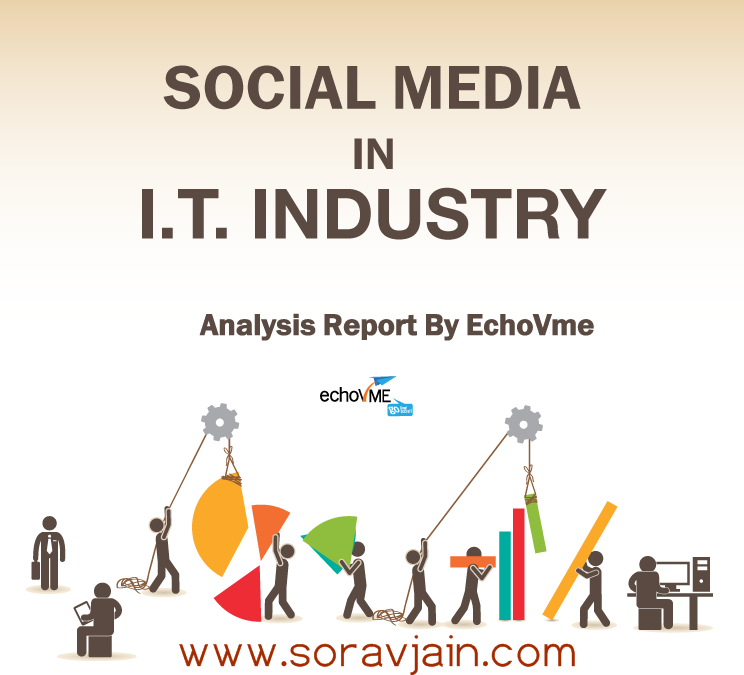 Report: Indian IT Industry and Social Media Presence [Infographics]