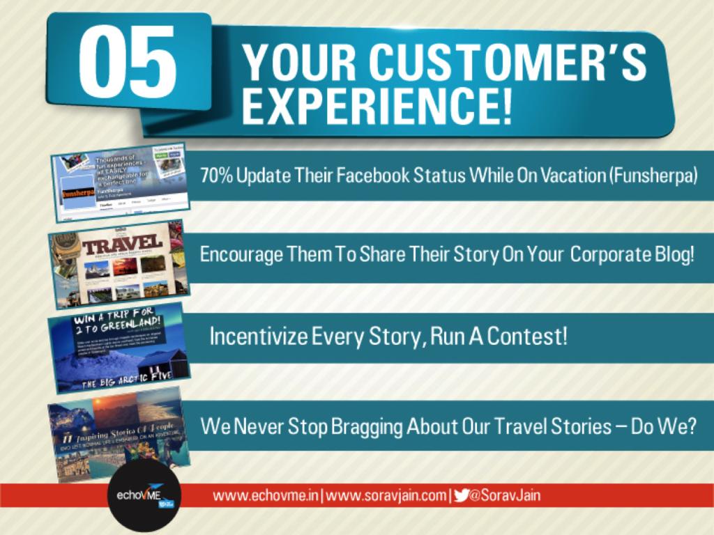 social media tips for travel marketing