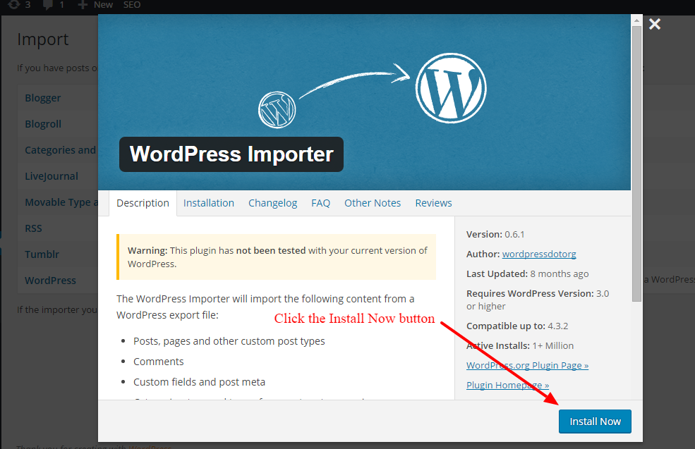 Step-11-install-wordpress-importer