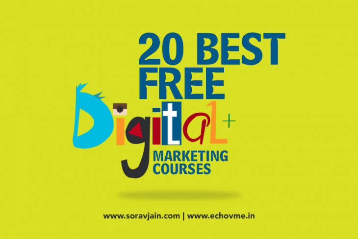 20 Best Free Online Digital Marketing Courses With Certificates
