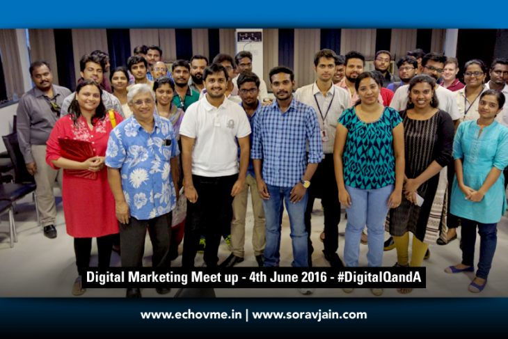 Digital Marketing Meetup