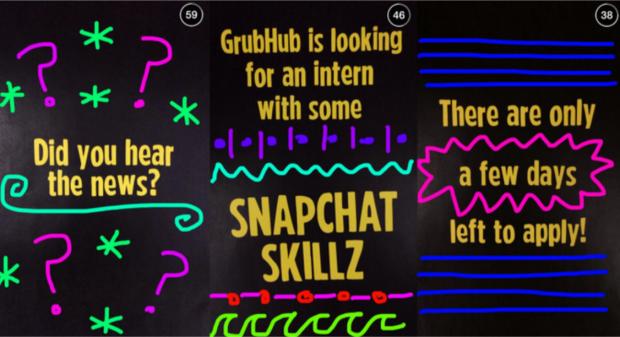 grub-hub-snapchat