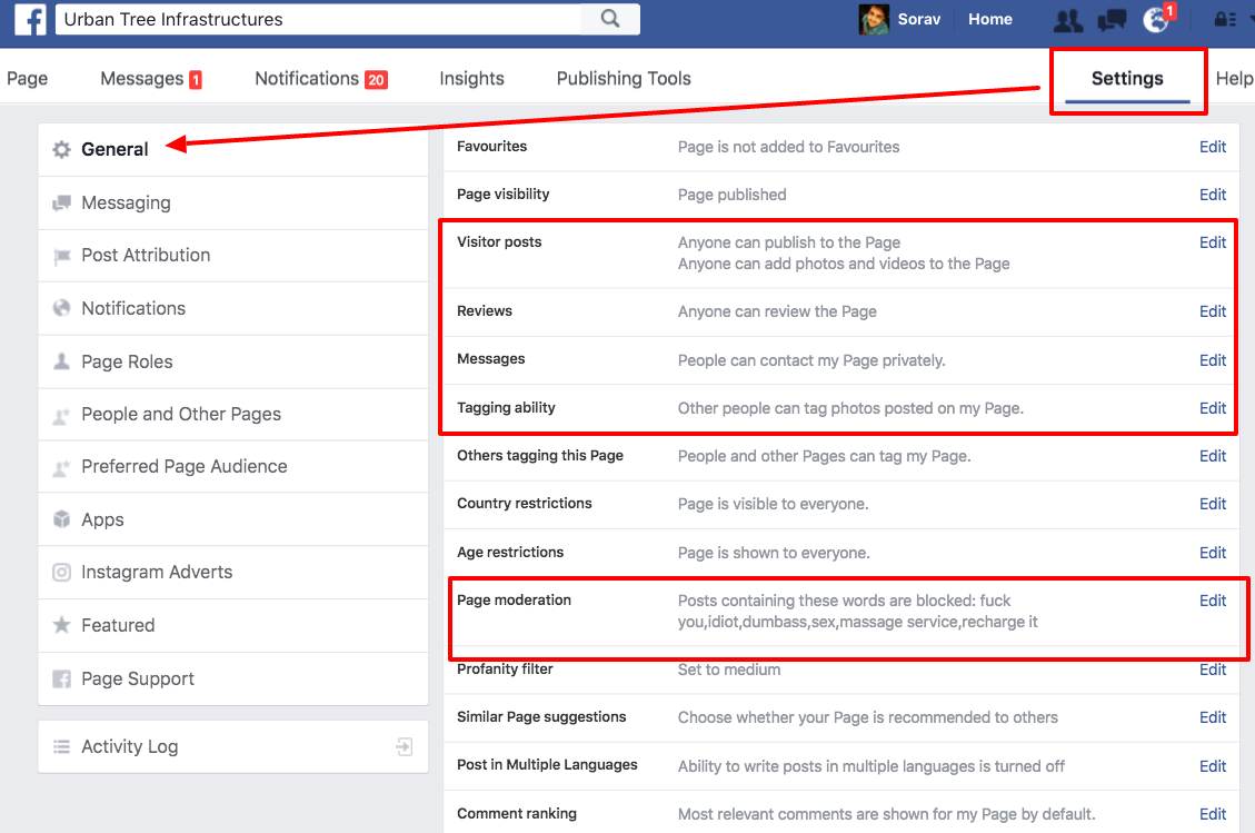 facebook-page-settings
