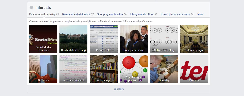 facebook-interest-based-ads