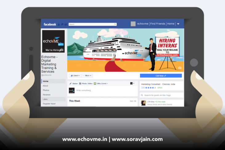 Altered Facebook Page Layout – Check The New User Interface