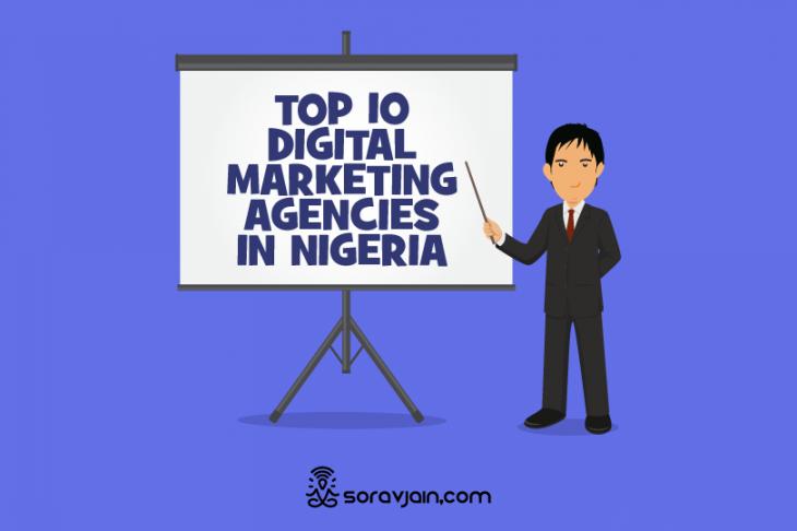 Top 10 Digital Marketing Agencies in Nigeria