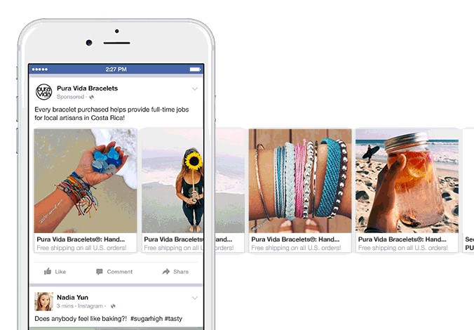 8 creative carousel facebook ads to increase ctr by 10 times