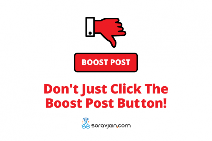 2 Effective Ways To Boost Your Facebook Post To Drive More Traffic and Engagement