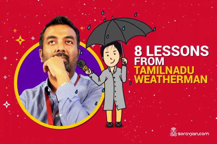 Tamil Nadu weatherman