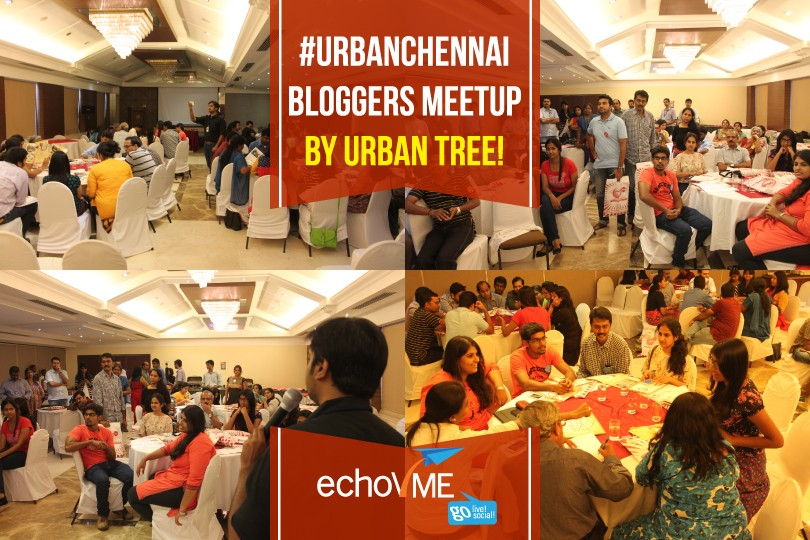 Urban Chennai bloggers meetup