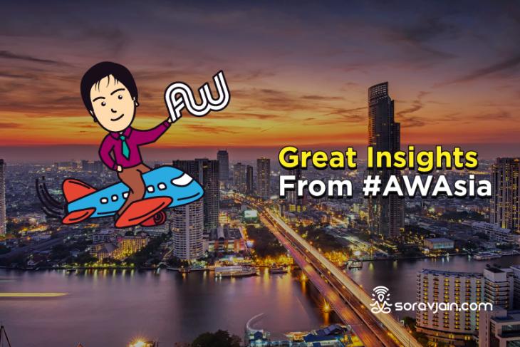 75 Key Take-Aways From Affiliate Marketing Asia Summit 2017 | #AWAsia