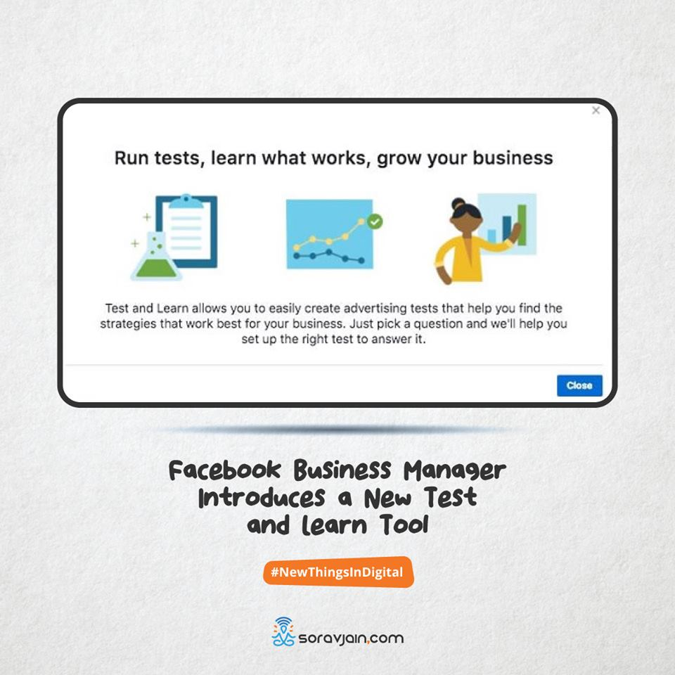 Facebook Business Manager Introduces a New Test and Learn Tool
