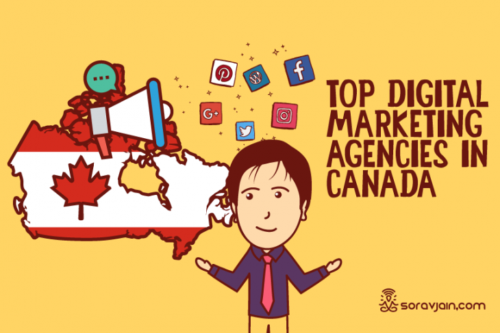 Digital Marketing Companies in Canada