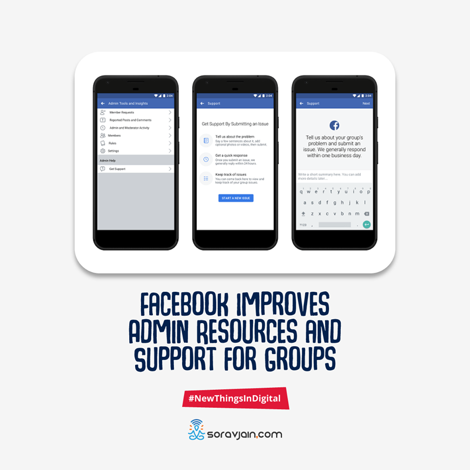 Facebook Improves Admin Resources and Support for Groups
