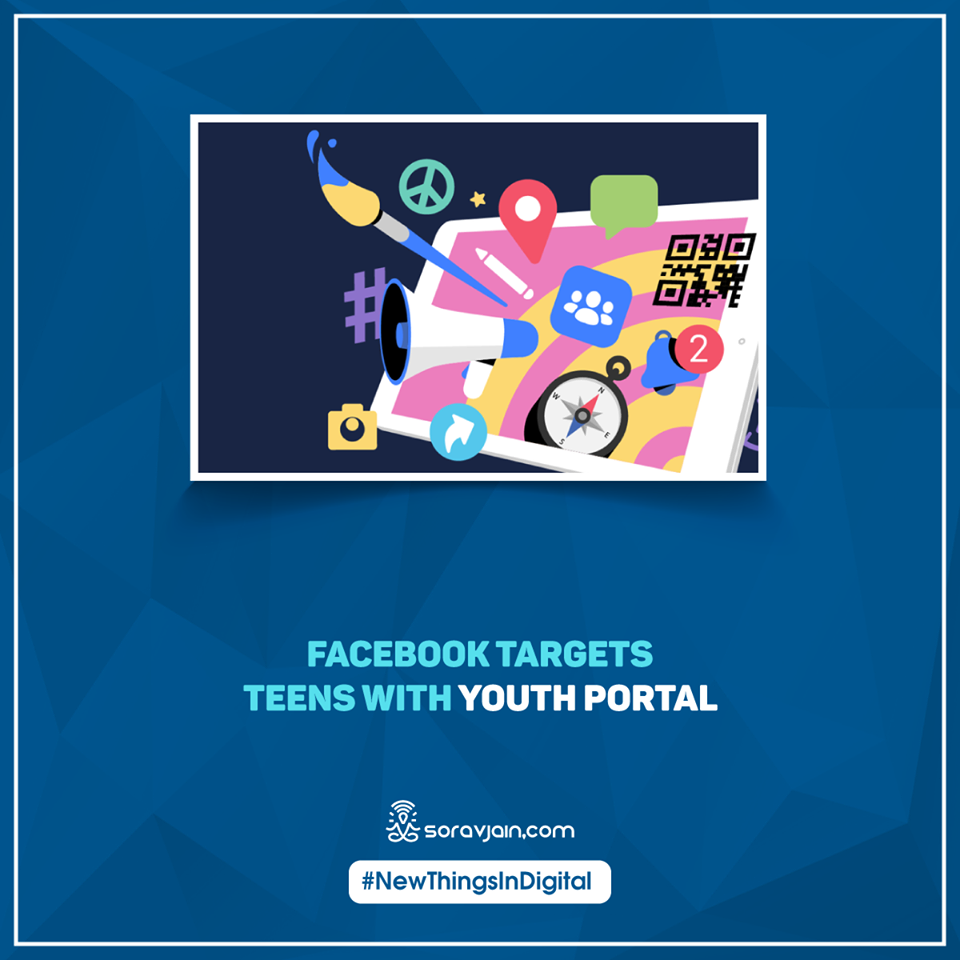 Facebook Targets Teens With Youth Portal