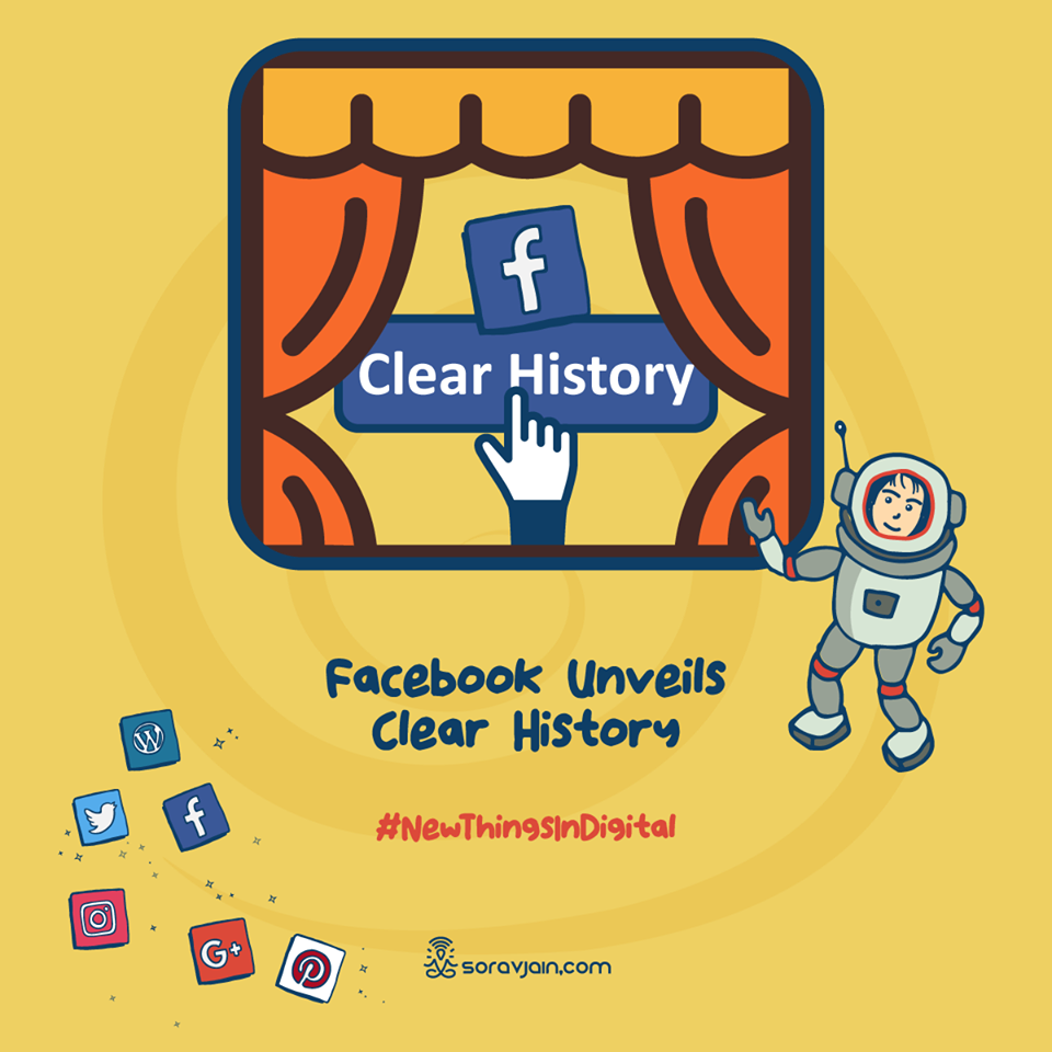 Facebook Unveils Clear History