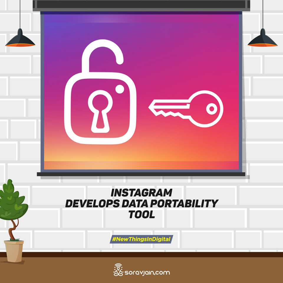 Instagram Develops Data Portability Tool