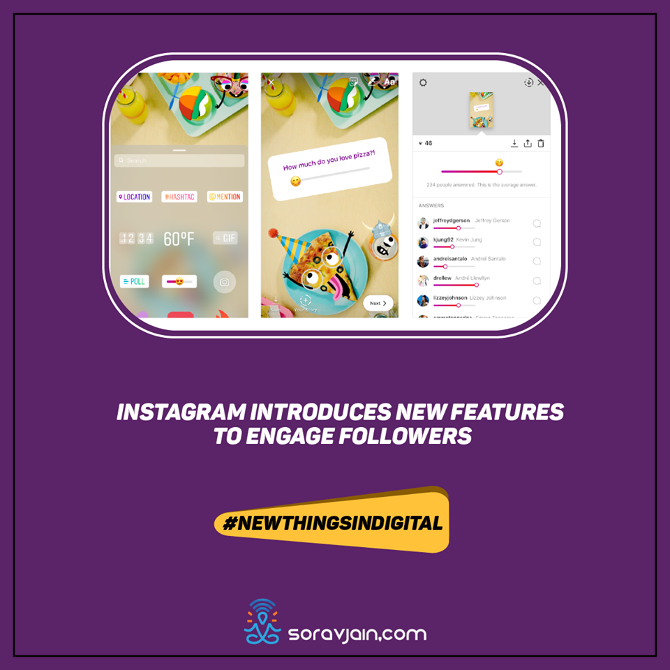 Instagram Introduces New Features to Engage Followers