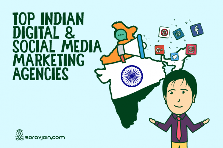 710 Indian Digital Marketing Agencies & Social Media Companies [Updated List]