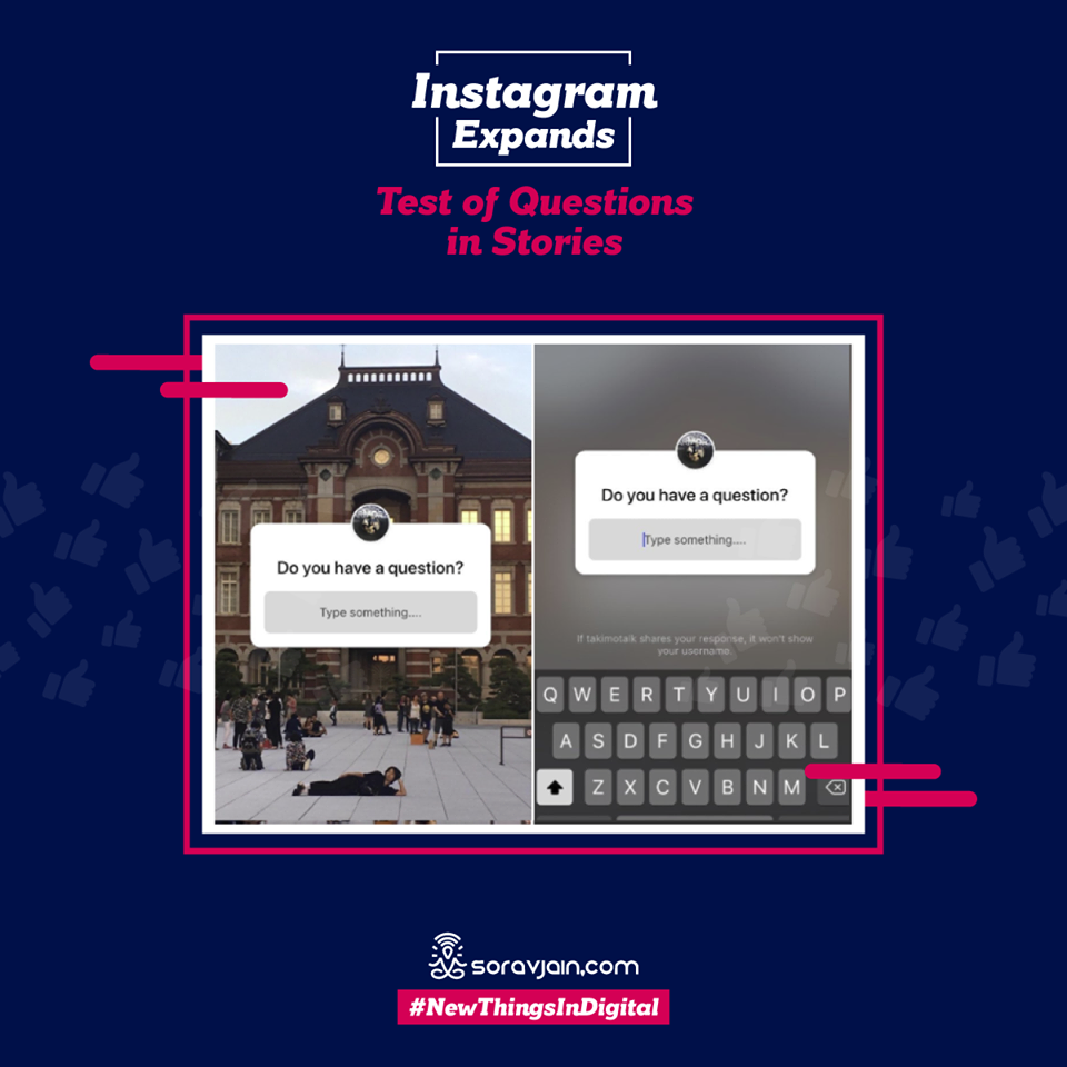 Instagram Expands Test of Questions in Stories