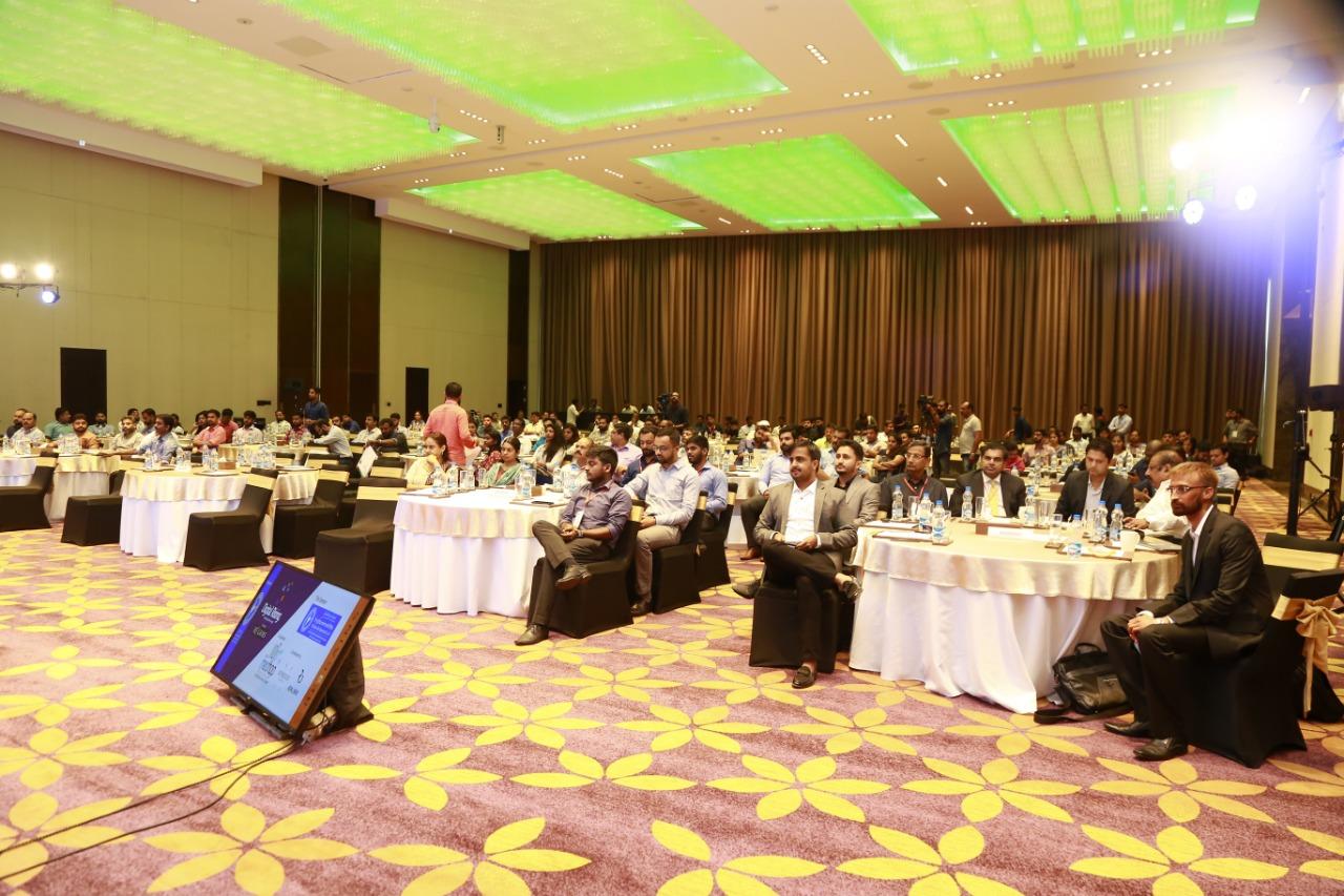 Sorav at Digital Marketing Conference in Kochi