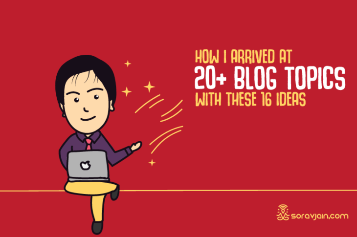 How to Pick the Best Blog Topic That Sells [16 Amazing Ways]