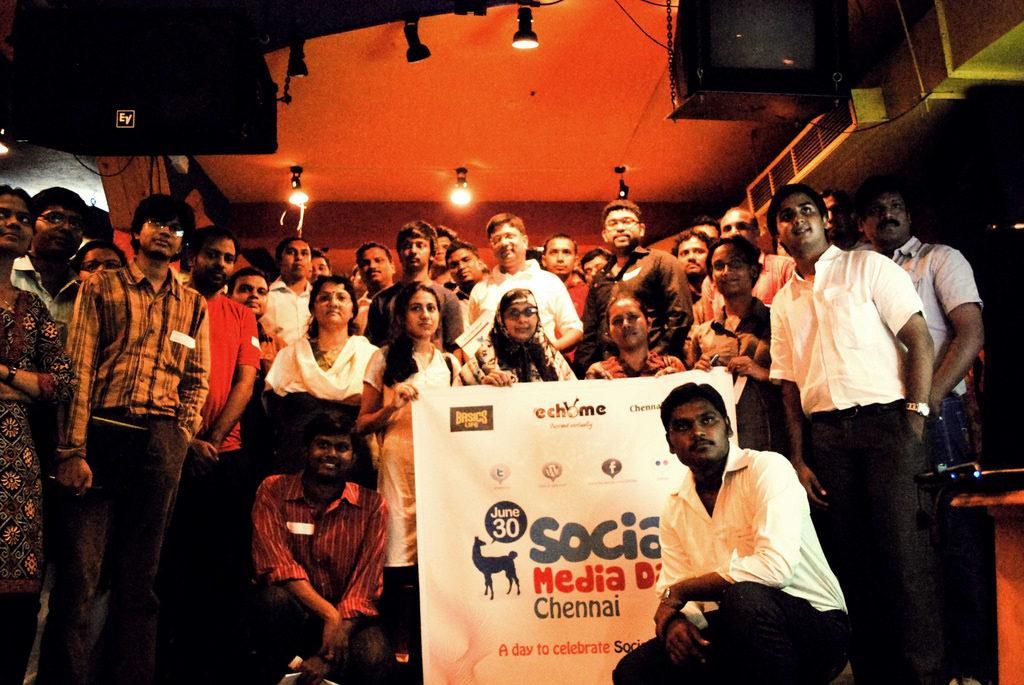 Social Media Day Chennai