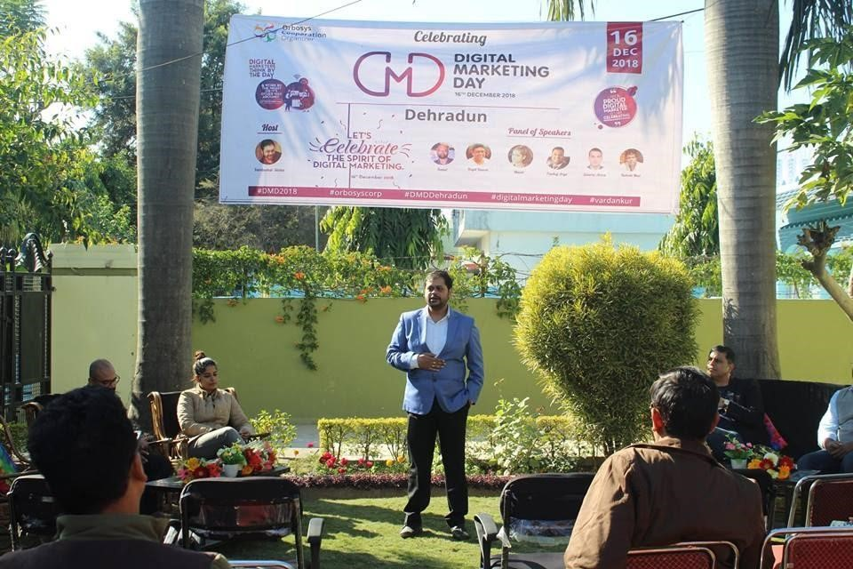 Digital Marketing Day at Dehradun