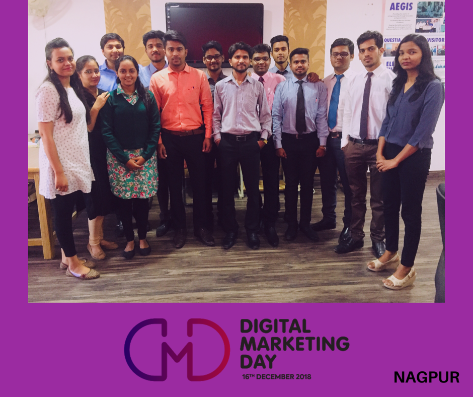 Digital Marketing Day at Nagpur
