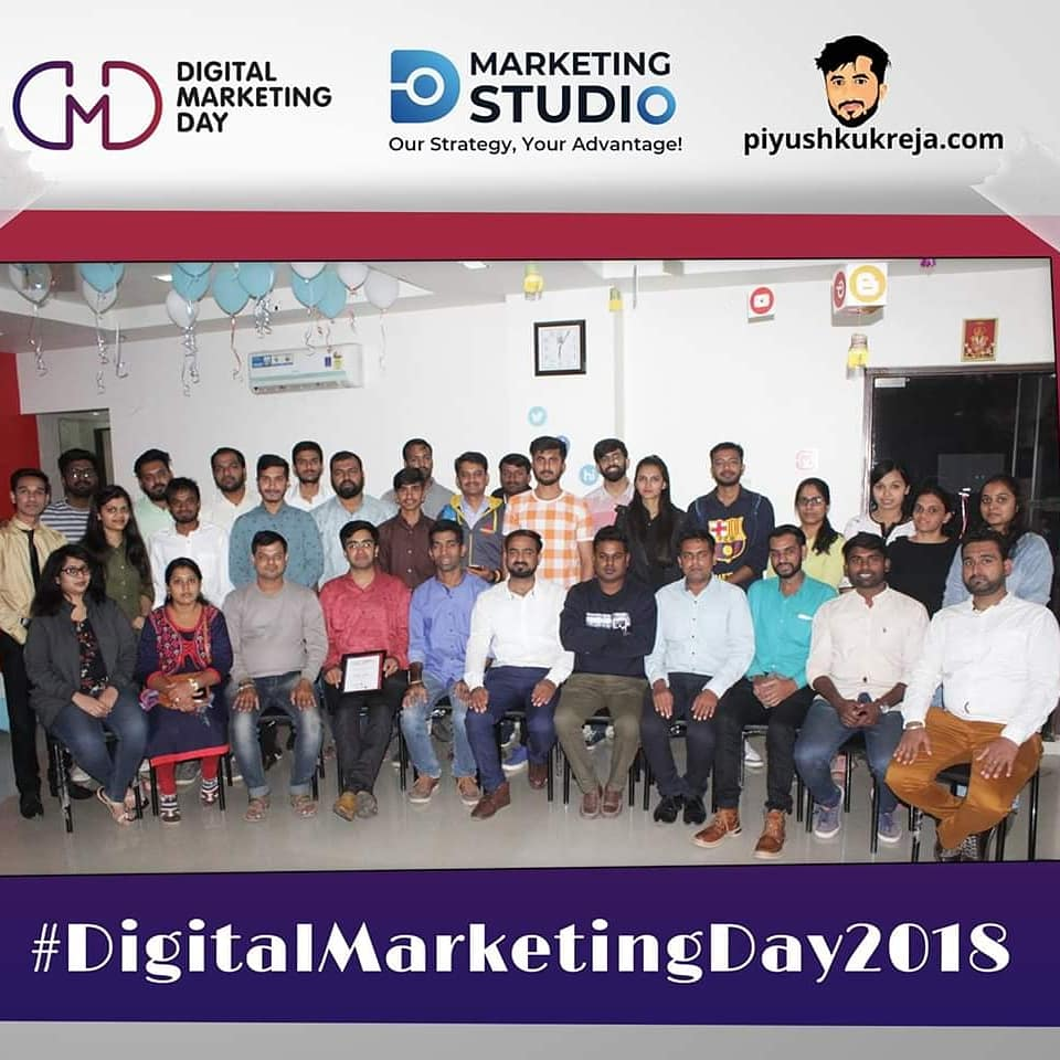 Digital Marketing Day at Nashik
