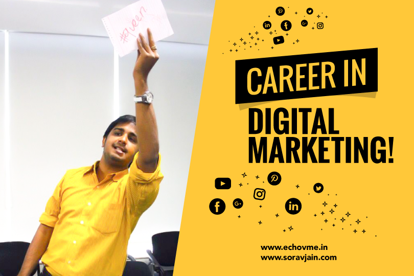 Ultimate Guide for Digital Marketing Career and Jobs in India