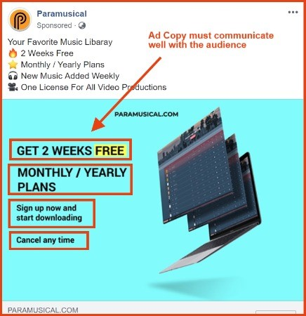 Prepare Your Ad Copy