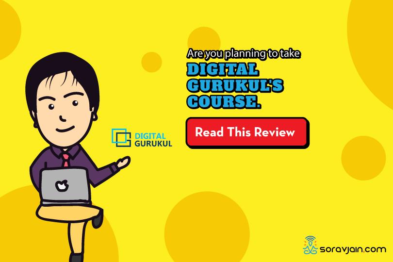 Digital Gurukul Review – Awarded Asia's #1 Digital Marketing Institute from Indore
