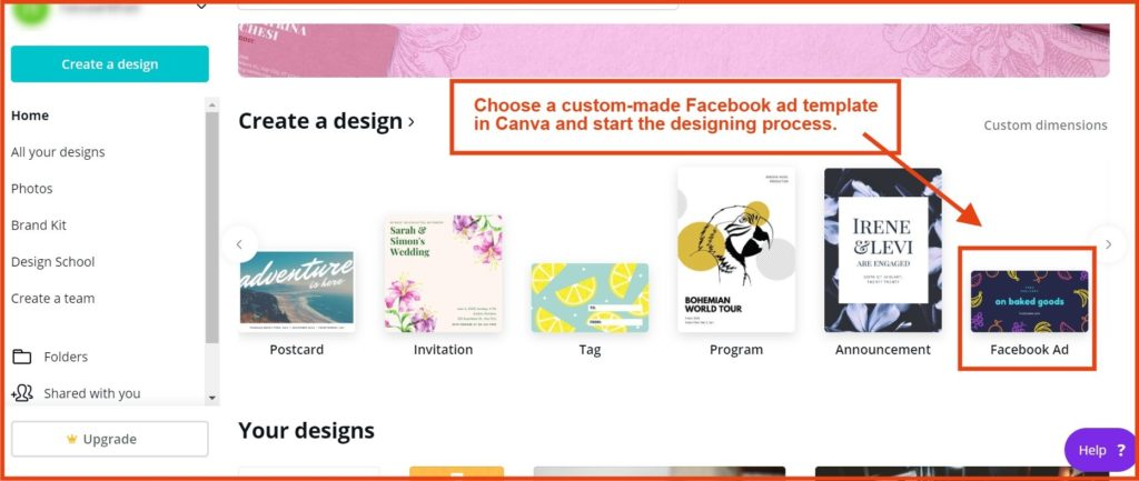 facebook-ad-designing-in-canva