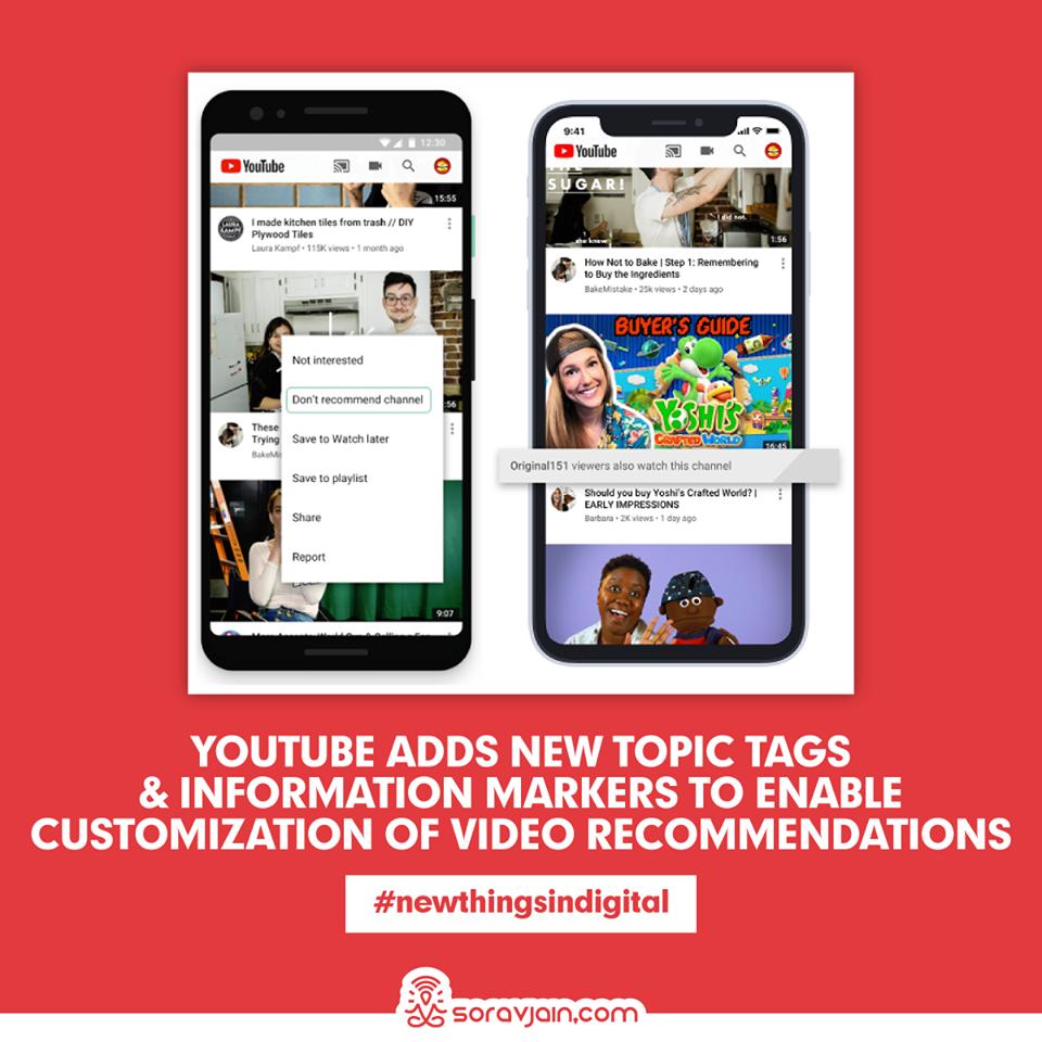 35 New Things in Digital in July 2019 - Digital Marketing Updates